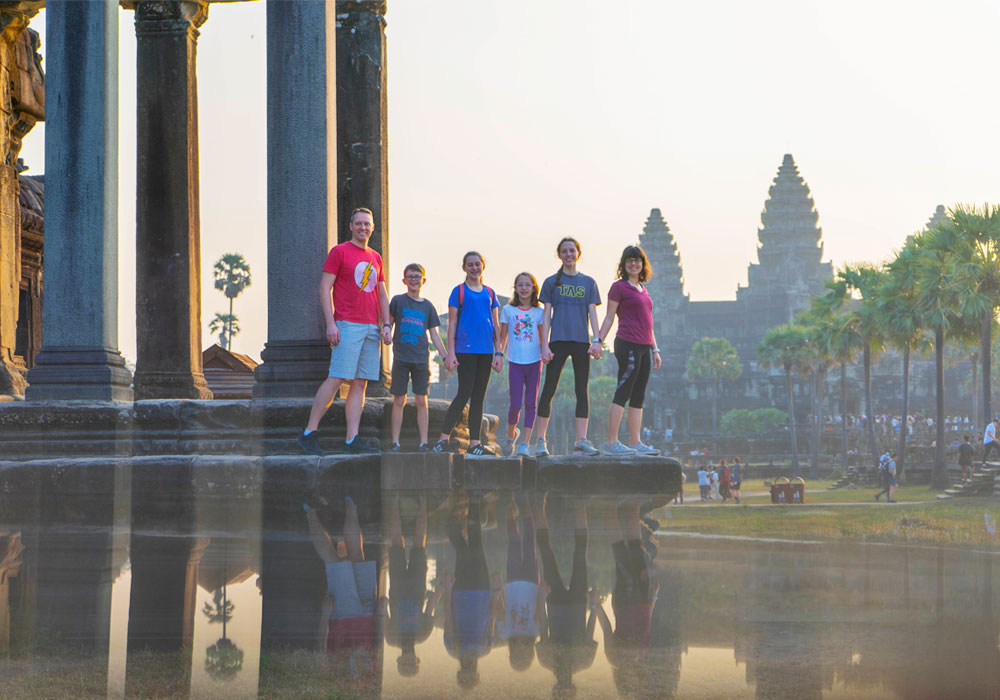 family bike tours in siem reap