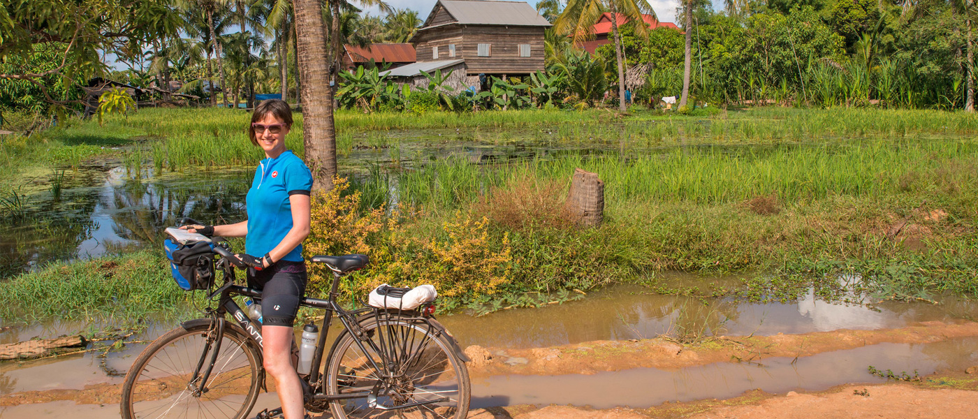 Luxury bike tour Asia