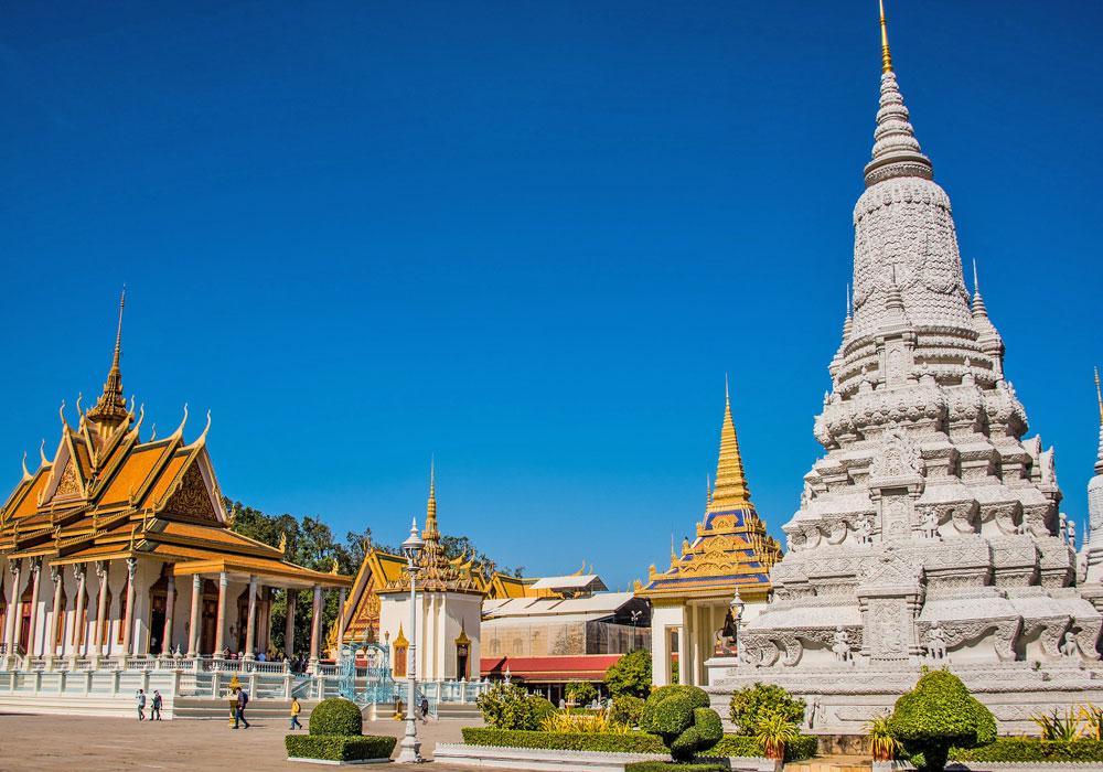 Phnom Penh bike tour